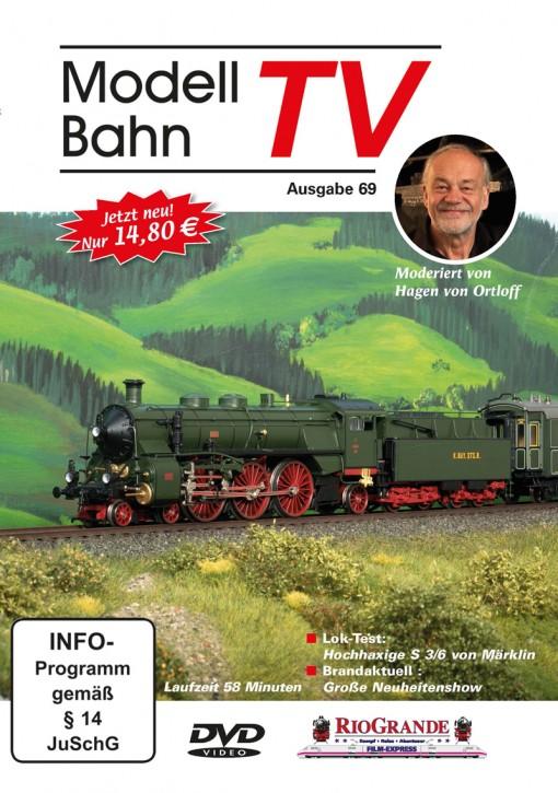 DVD: ModellbahnTV Ausgabe 69