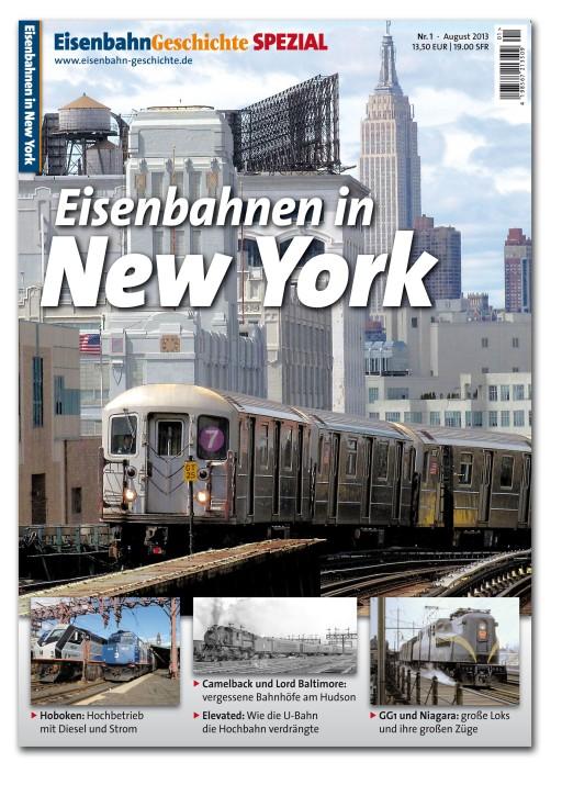 Eisenbahnen in New York