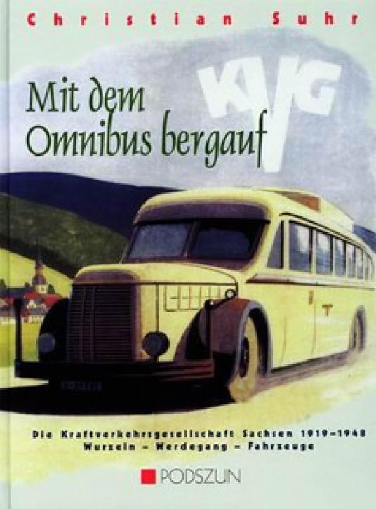 KVG - Mit den Omnibus bergauf. Christian Suhr