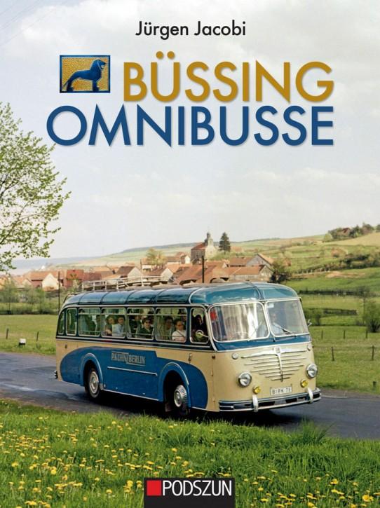 Büssing Omnibusse. Jürgen Jacobi