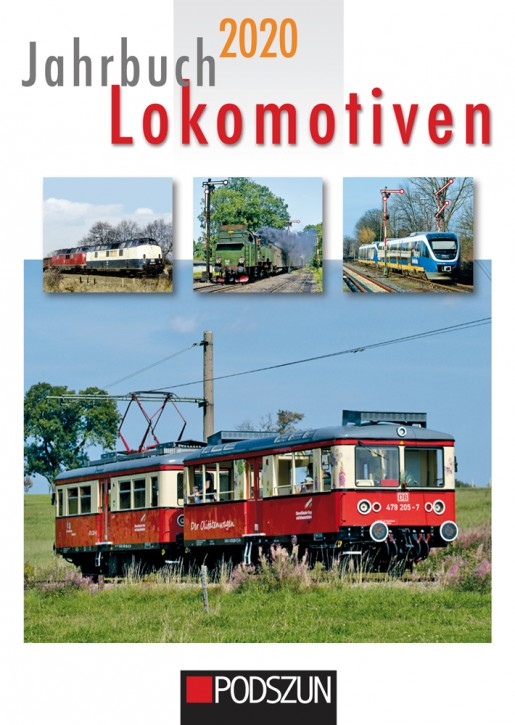 Jahrbuch Lokomotiven 2020