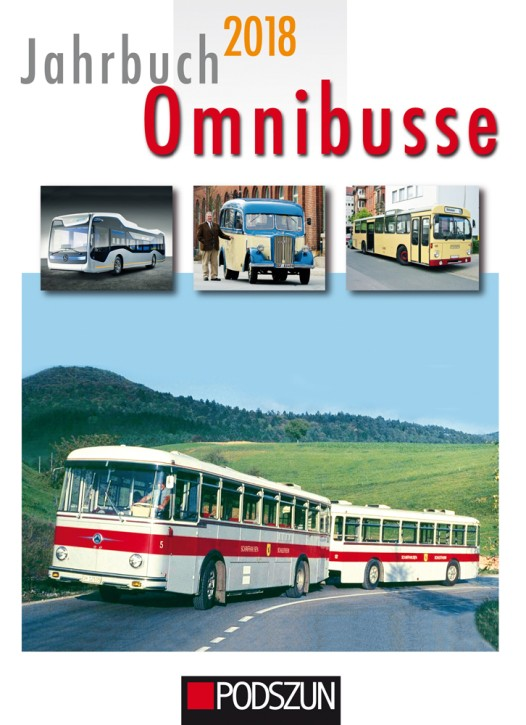 Jahrbuch Omnibusse 2018