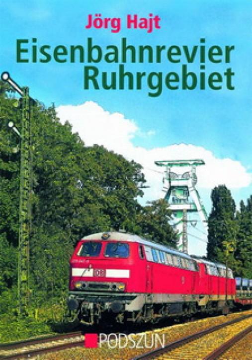Eisenbahnrevier Ruhrgebiet. Jörg Hajt