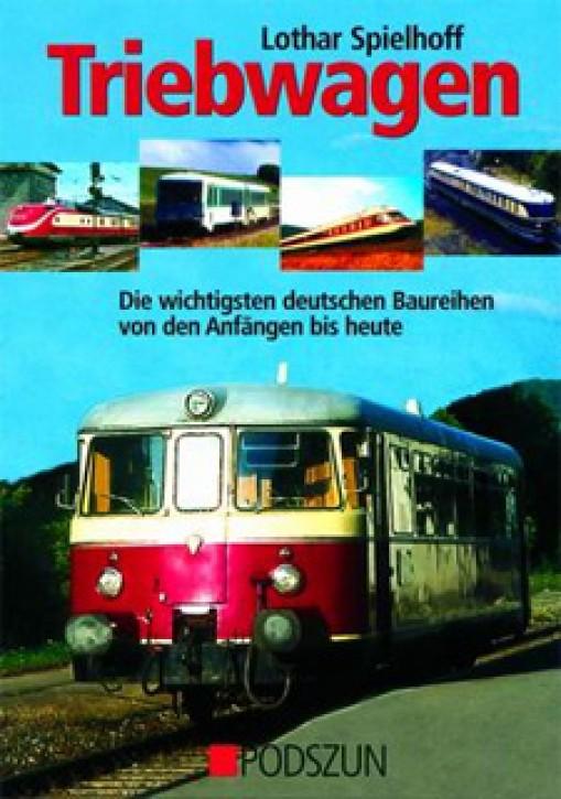 Triebwagen. Lothar Spielhoff