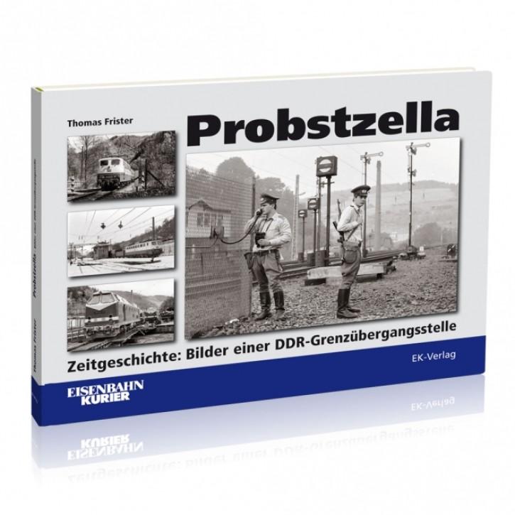 Probstzella. Bilder einer DDR-Grenzübergangsstelle. Thomas Frister