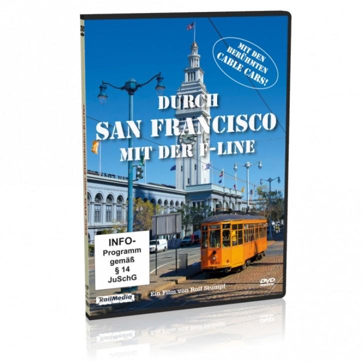 DVD: Durch San Francisco mit der F-Line