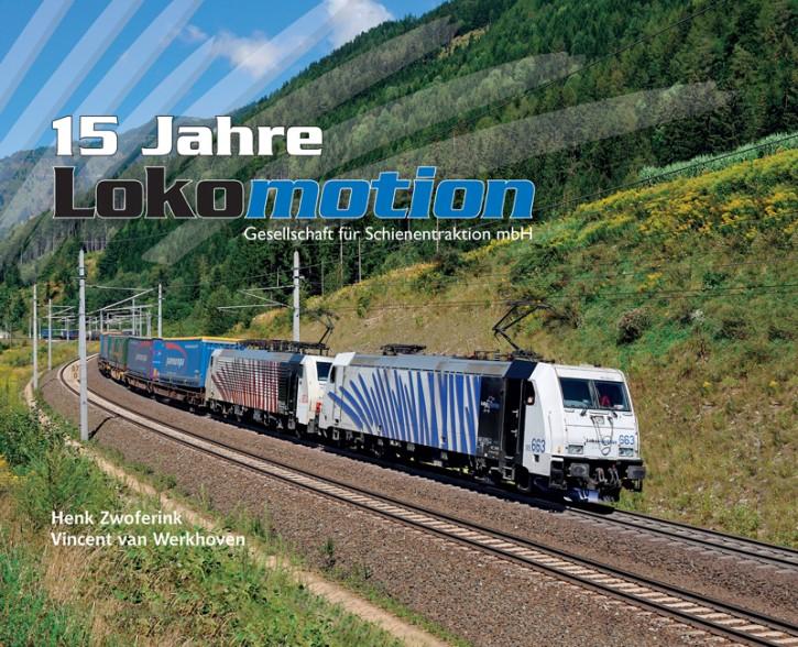 15 Jahre Lokomotion Gesellschaft für Schienentraktion mbH. Henk Zwoferink & Vincent van Werkhoven