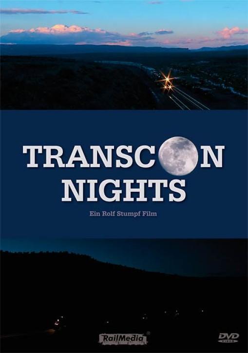 DVD: Transcon Nights. Züge durch das nächtliche Amerika