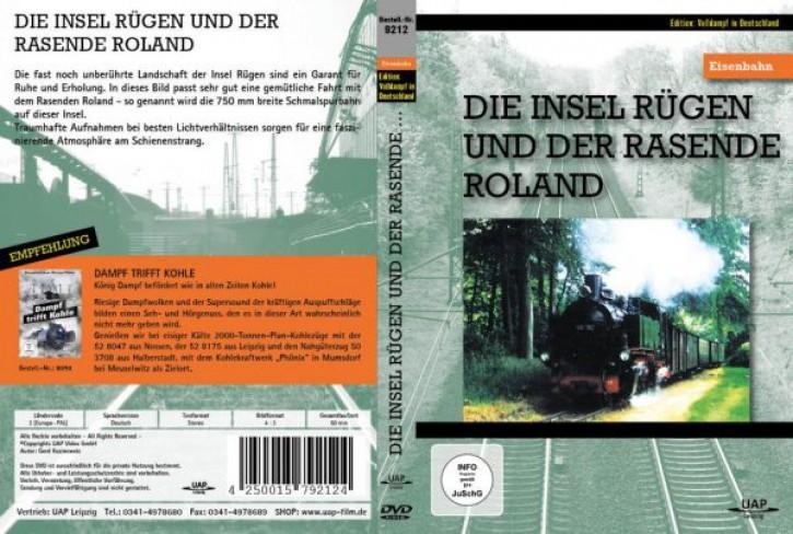 DVD: Die Insel Rügen und der Rasende Roland