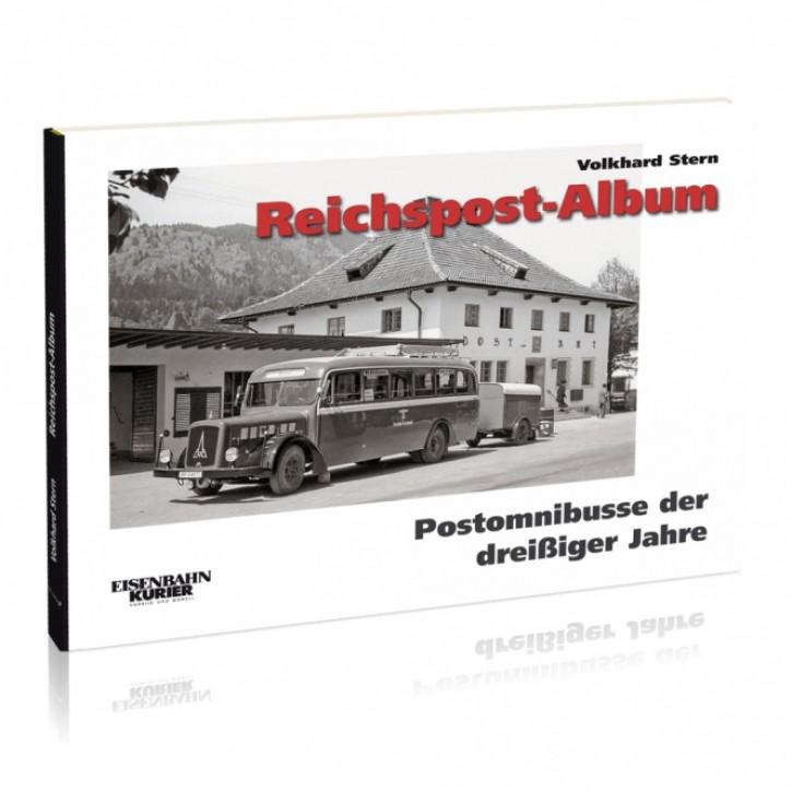Reichspost-Album. Postomnibusse der dreißiger Jahre. Volkhard Stern