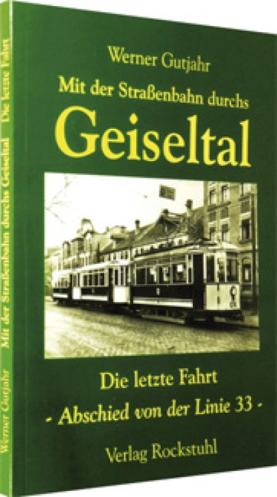 Mit der Straßenbahn durchs Geiseltal. Werner Gutjahr
