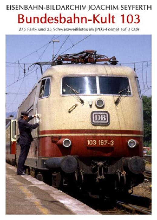 Foto-CD: Bundesbahn-Kult 103