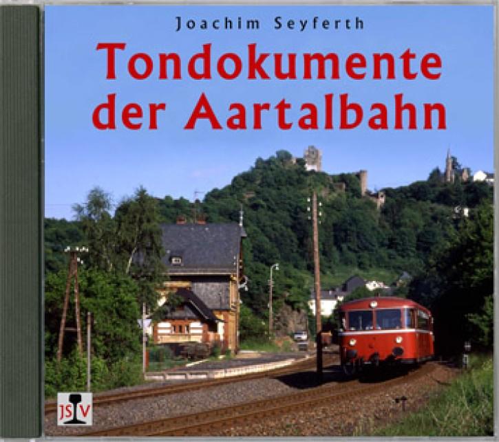 Doppel-CD: Tondokumente der Aartalbahn