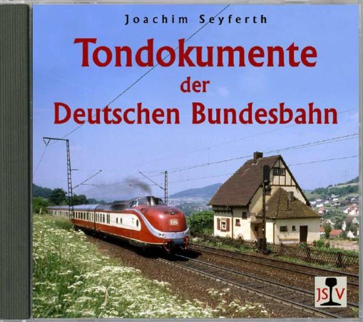 CD: Tondokumente der Deutschen Bundesbahn