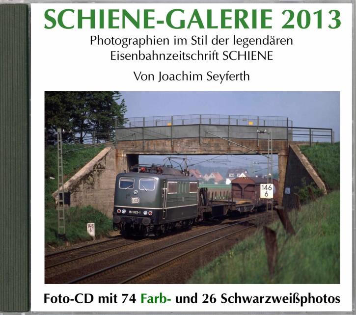 Foto-CD: SCHIENE-GALERIE 2013