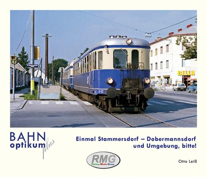 Einmal Stammersdorf – Dobermannsdorf und Umgebung, bitte! Otto Leiß