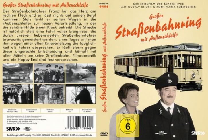 DVD: Großer Straßenbahnring mit Außenschleife