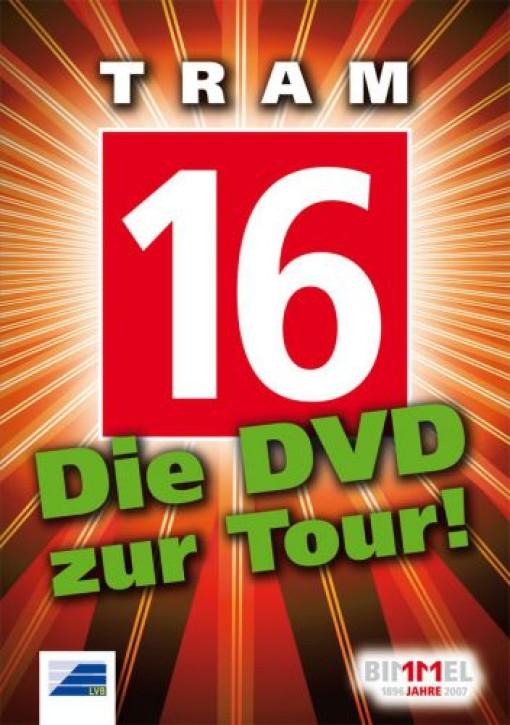 DVD: Leipziger Verkehrsbetriebe Führerstandsfahrten Tram 16