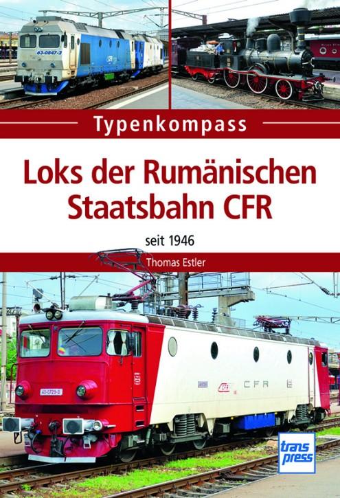 Loks der Rumänischen Staatsbahn CFR seit 1946. Thomas Estler