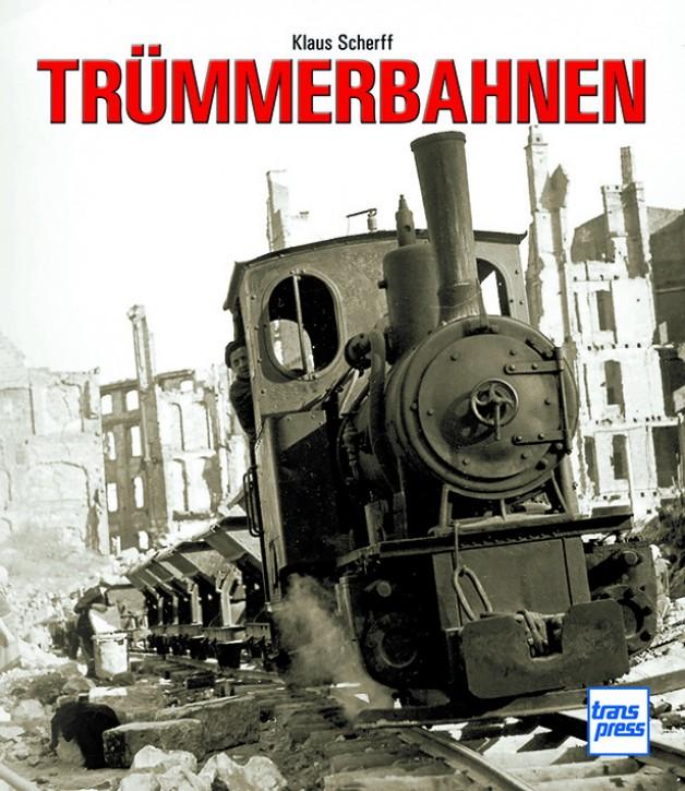 Trümmerbahnen. Klaus Scherff