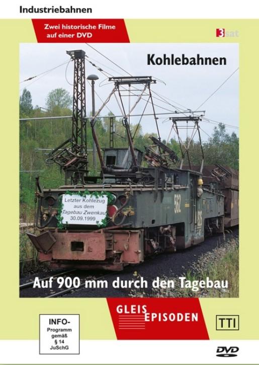 DVD: Kohlebahnen + Auf 900 mm durch den Tagebau