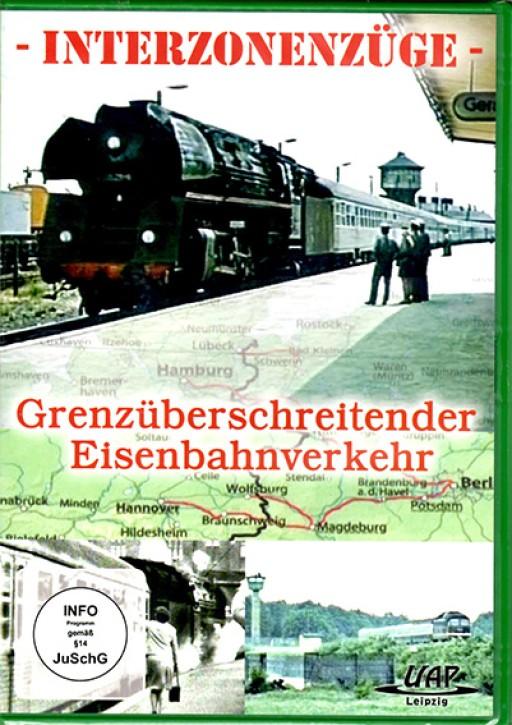 DVD: Interzonenzüge - Grenzüberschreitender Eisenbahnverkehr