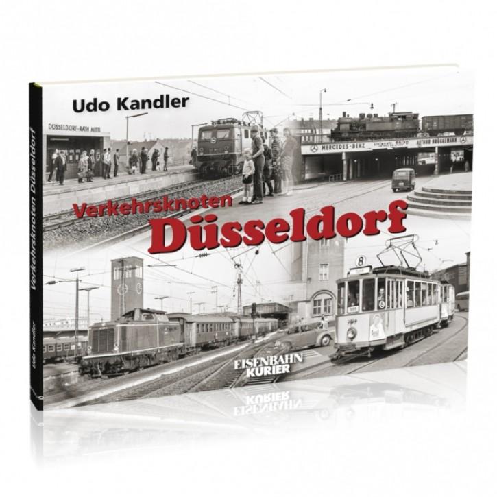 Verkehrsknoten Düsseldorf. Udo Kandler