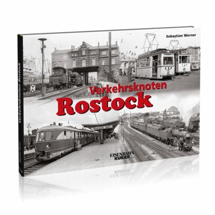 Verkehrsknoten Rostock. Sebastian Werner