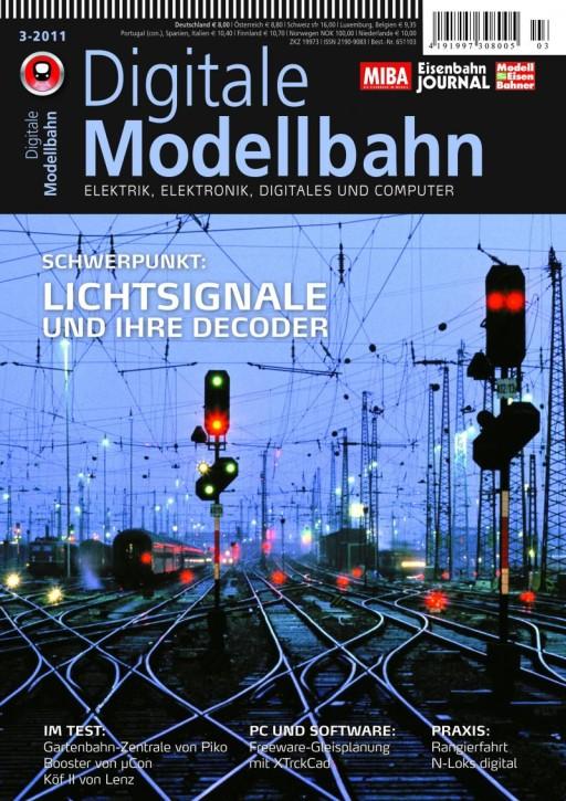 Digitale Modellbahn Heft 3-2011