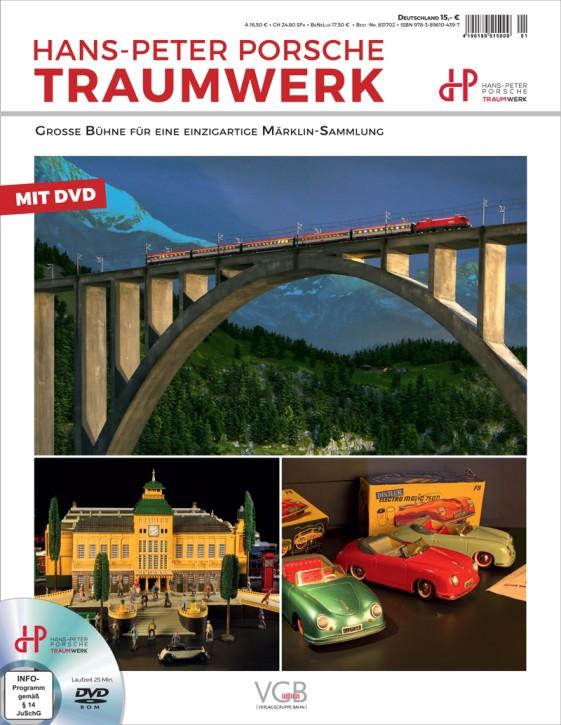 Hans-Peter Porsche TraumWerk. Große Bühne für eine einzigartige Märklin-Sammlung