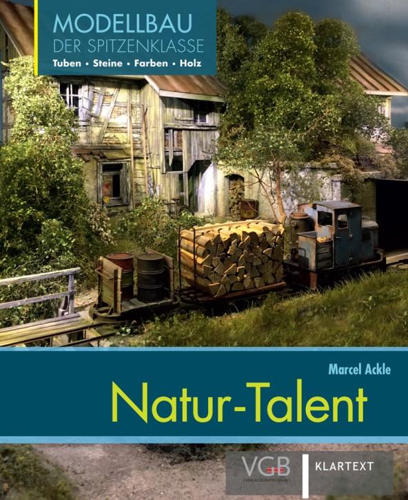 Natur-Talent. Modellbau der Spitzenklasse. Marcel Ackle