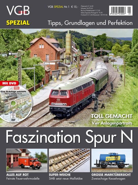 VGB Spezial: Faszination Spur N. Tipps, Grundlagen und Perfektion