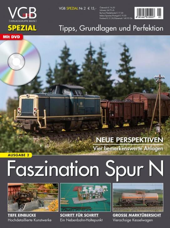 VGB Spezial: Faszination Spur N Ausgabe 2. Tipps, Grundlagen und Perfektion