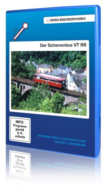 DVD: Der Schienenbus VT 98