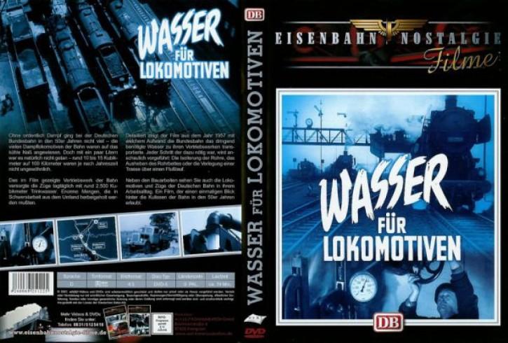DVD: Wasser für Lokomotiven