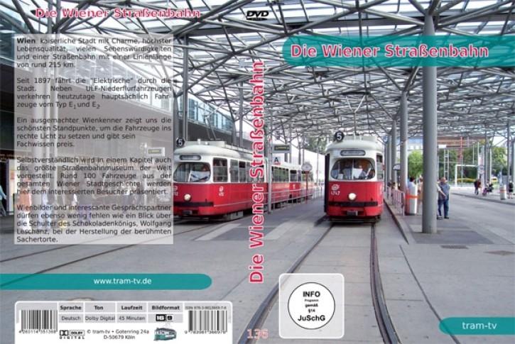 DVD: Die Wiener Straßenbahn