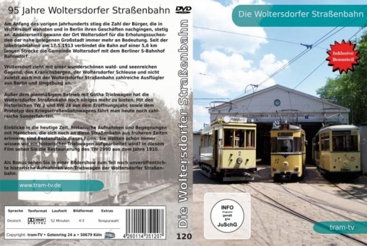 DVD: Die Woltersdorfer Straßenbahn