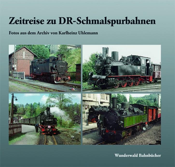 Zeitreise zu DR-Schmalspurbahnen. Fotos aus dem Archiv von Karlheinz Uhlemann