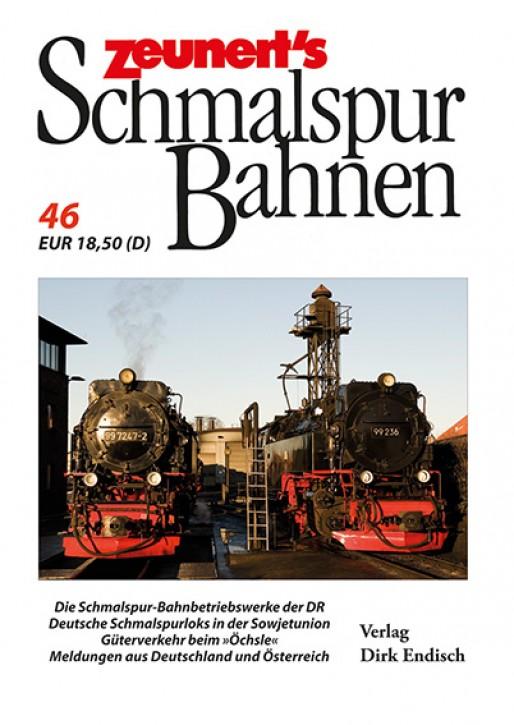 Zeunert´s Schmalspurbahnen Band 46. Dirk Endisch (Hrsg.)